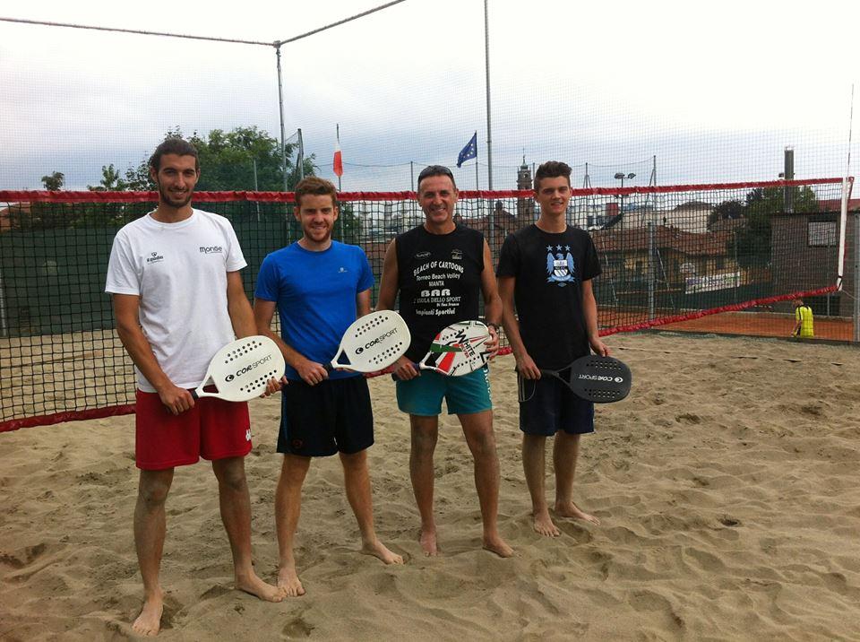 finale beach tennis