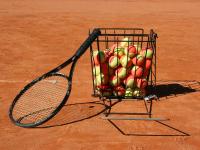 E' iniziato oggi il Corso Tennis per ragazzi!