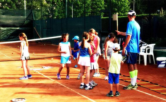 Corso Tennis per Bambini