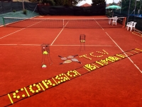Corso tennis per ragazzi Giugno 2016